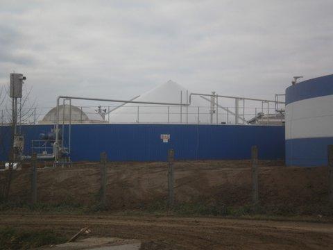 Bioplynová stanice 1