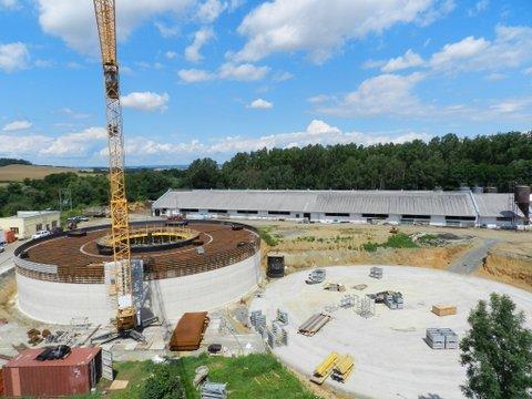 Bioplynová stanice 6